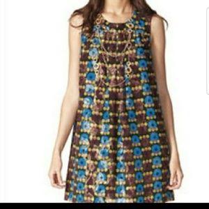 Anna Sui for Target Metallic Dot Dress Sz. 13